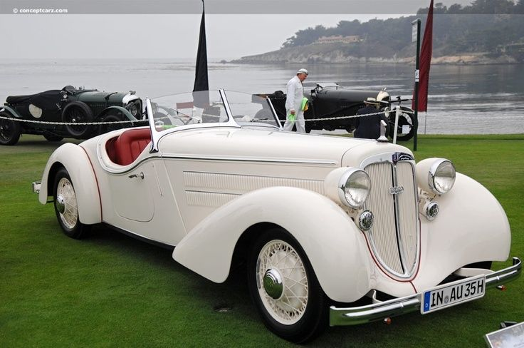 1935 Model Audi 225 Front Special Roadster Audi Classic Cars