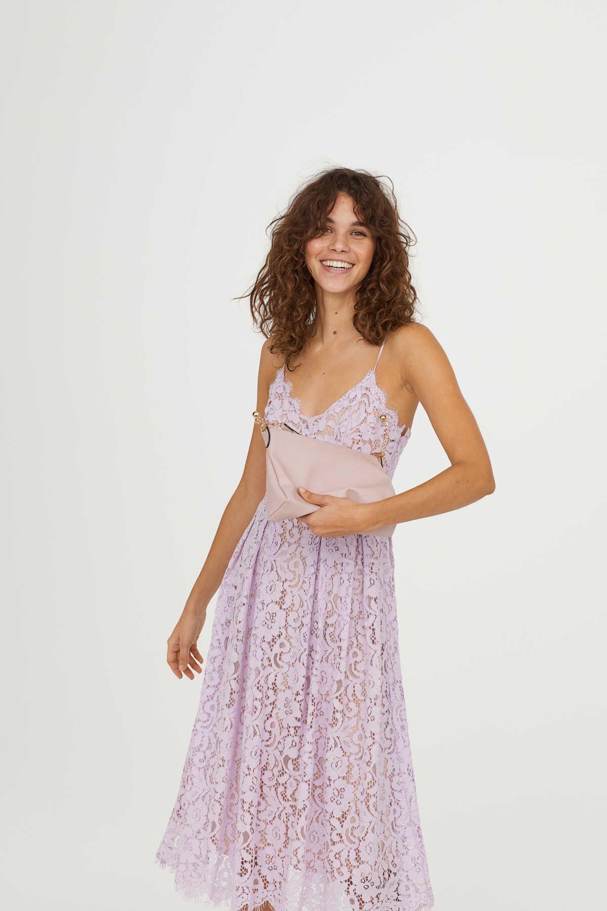H&m lace dress white  Pin by Diana Glanville on dresses alone  Pinterest  Lace dress