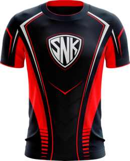 SnK Esports Pro Gaming Jersey | 02 - GRAPHIC DESIGN | Sports