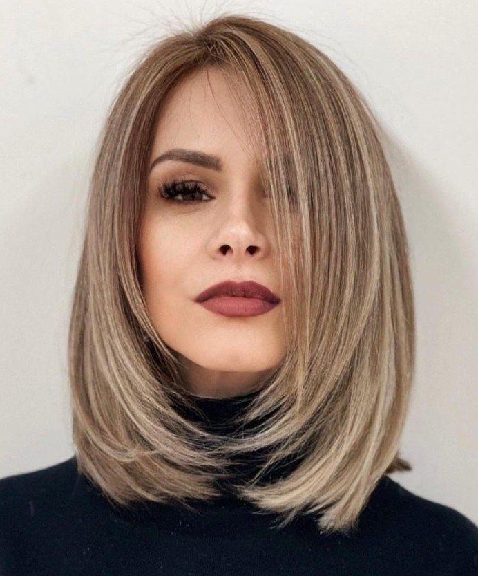 50 Best Medium Length Hairstyles for 2021   Hair Adviser Gallery