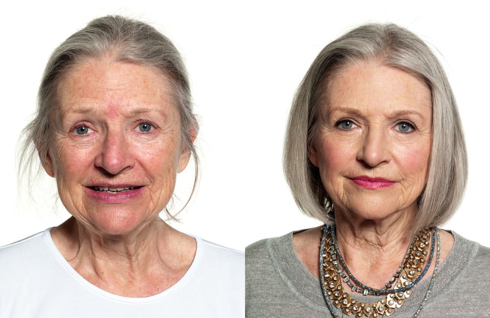 Own Bobbi Brown's Older Makeup Women Beauty Secrets 50 For