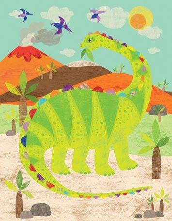 Dinosaur Fun - Diplodocus\