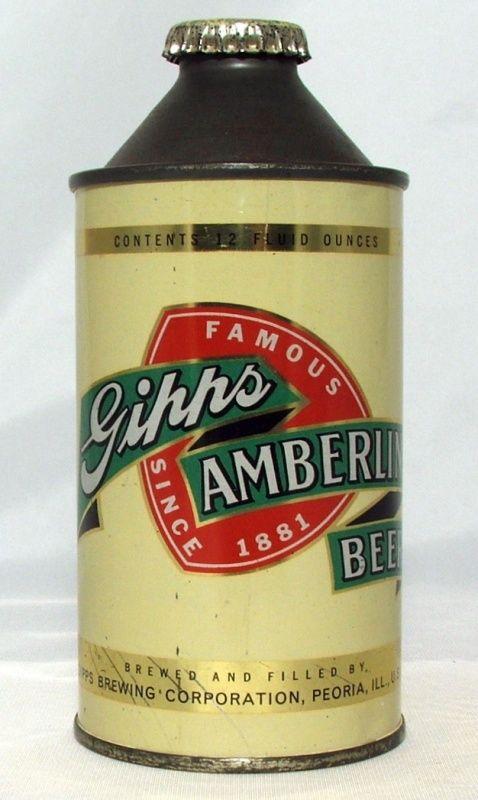 Gipps Amberlin - Steel Canvas