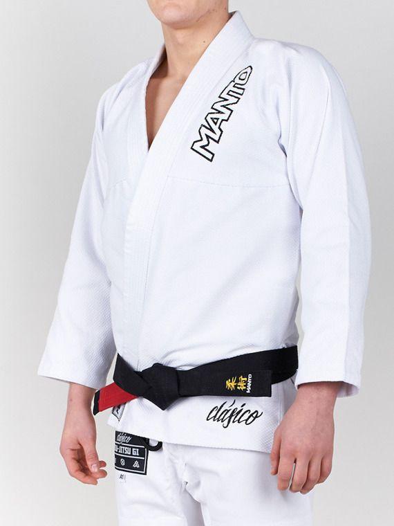 MANTO Brazilian Jiu Jitsu Martial Art Men/'s Black T-Shirt