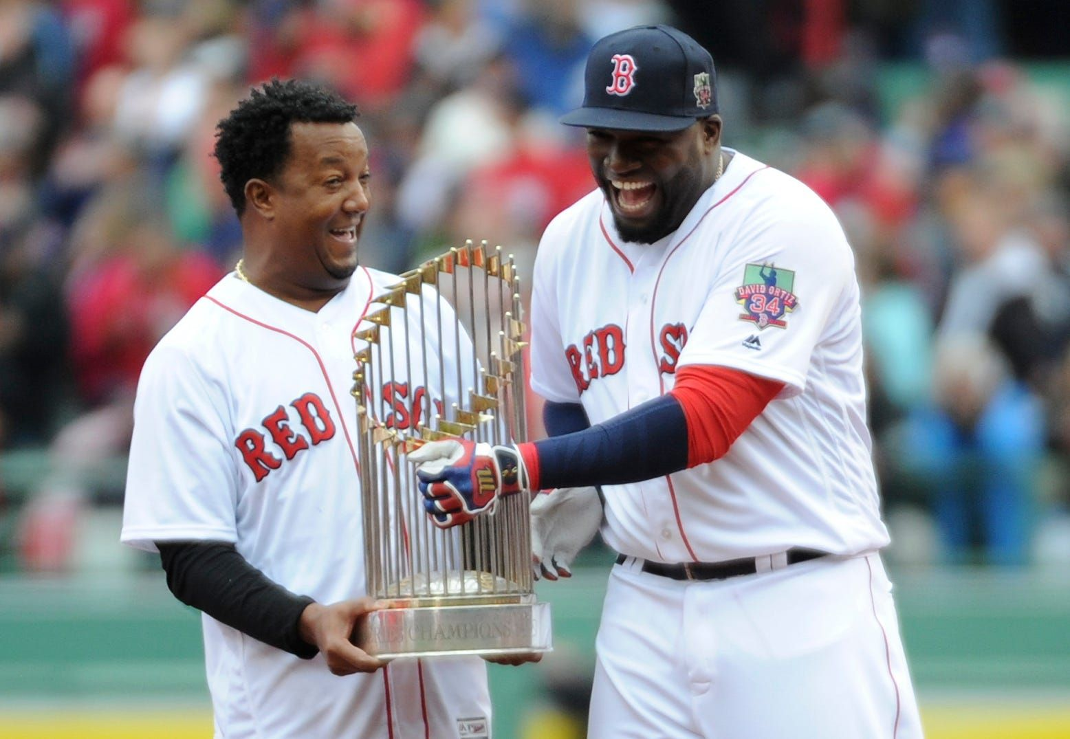Pedro Martinez Breaks Down In Tears While Talking About