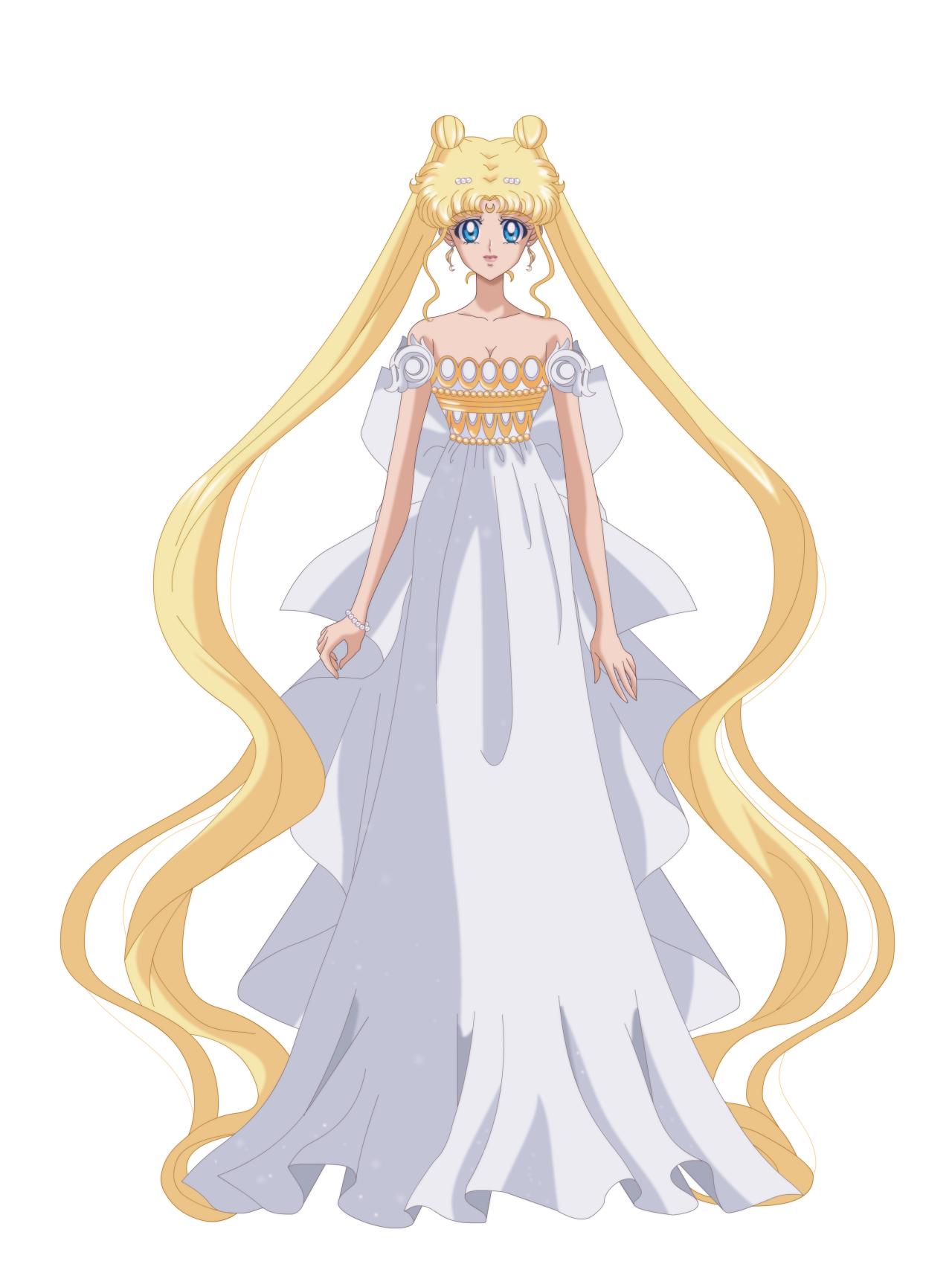 Princess Serenity From Sailor Moon Crystal Princess Serenity Sailor Moon Usagi Sailor Moon Crystal