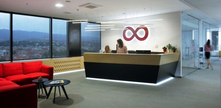 Infinum Office By Brigada Zagreb Croatia Retail Design Blog Design Zagreb Croatia Office Design