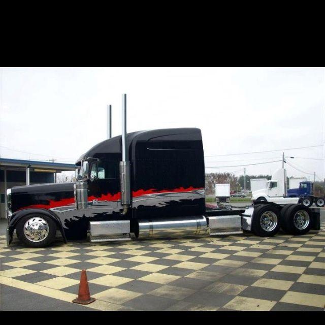 Custom Freightliner Classic Custom Freightliner Classic