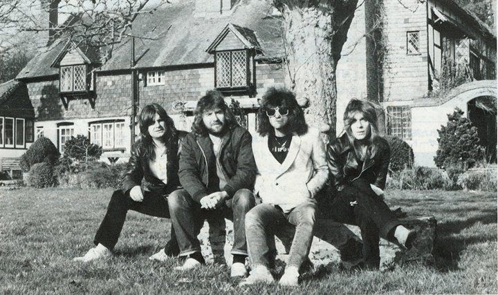 The REAL Blizzard Of Ozz. This is the band responsible for Ozzy's brilliant first two solo records. Lee Kerslake and Bob Daisley were an unparalleled rhythm section!