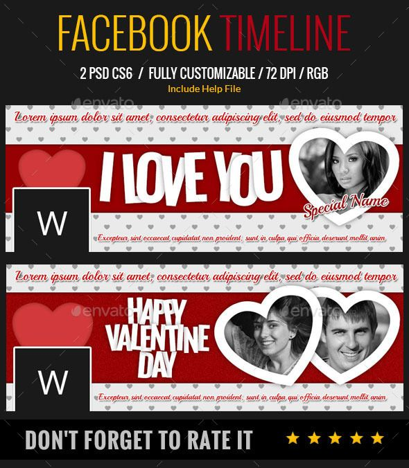 This Is Valentine S Day And Love Proposal Facebook Timeline