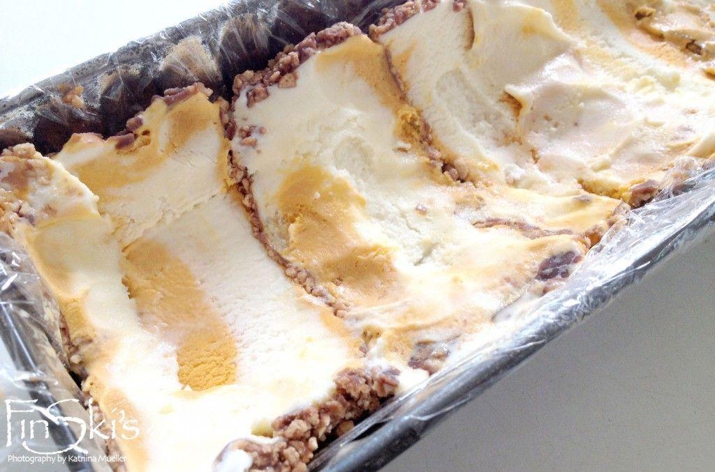 Gaytime Ice Cream Dessert w/ Malteser Centre