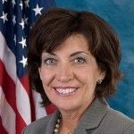 Rep. Kathy Hochul (D., N.Y.) recently attacked her election opponent for allegedly outsourcing American jobs, yet Hochul has personally profited from investments in companies, such as her own family��