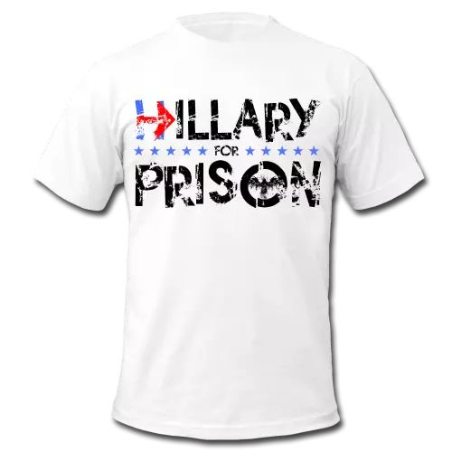 New design from MayheM-7 http://www.mayhem-7.com/ #Hillary #Clinton #Fraud #Prison #Election #USA #President MayheM-7 - High Quality Apparel #MayheM7 #MayheM #Shirt #Apparel #Tshirt #Cloths #TankTop #Hoodie #Fashion #Art #Retro #Pixels #Geek #NerdDesign #Unique #ClassicGaming Facebook: https://www.facebook.com/mayhem7shop