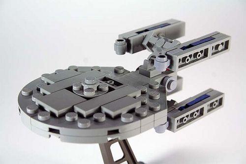 Lego Star Trek Constellation Class Starship In 2018 Lego Is