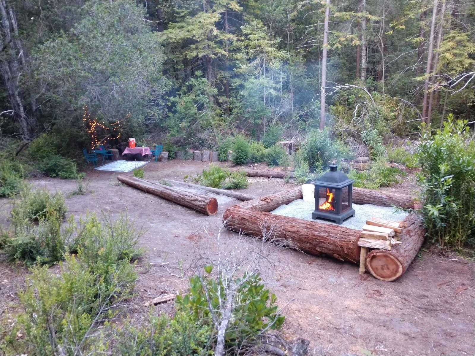 La Luna Magic Deluxe | Camping | La luna, Mendocino coast