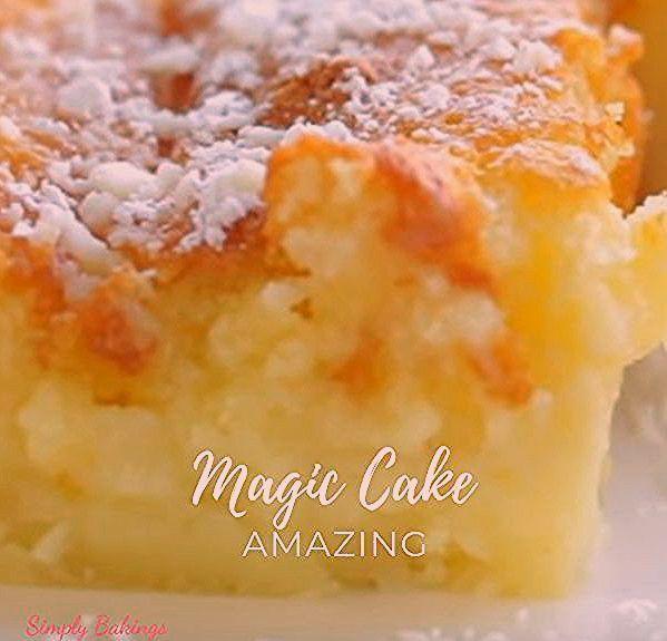 Photo of Magic Cake – Simply Bakings