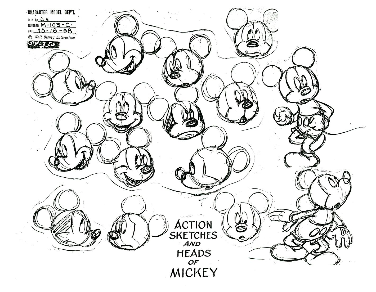 Books and Comics (Marvel ) - Coloring Pages for adults  Mickey