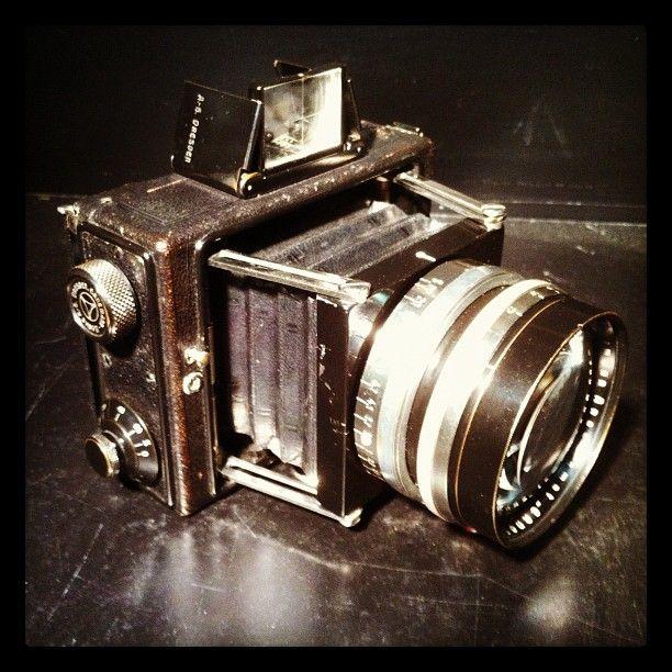 """""""Ernemann Anastigmar"""" camera - @UCRCMP"""