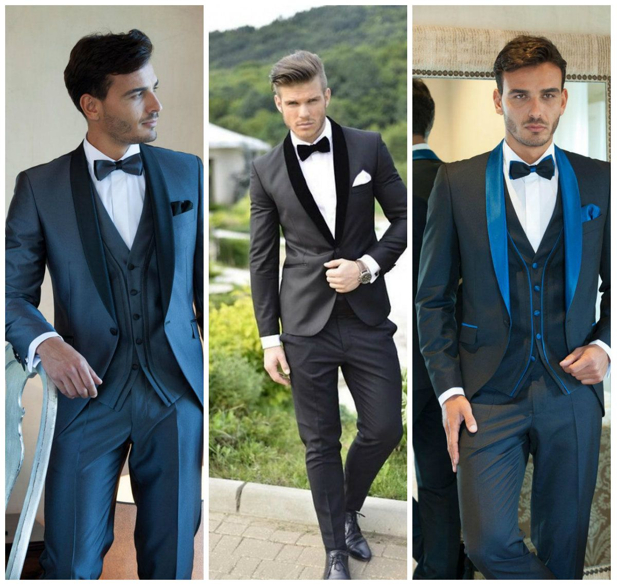 DRESS TRENDS | Men wedding suits trends 2016 | http://dress-trends ...