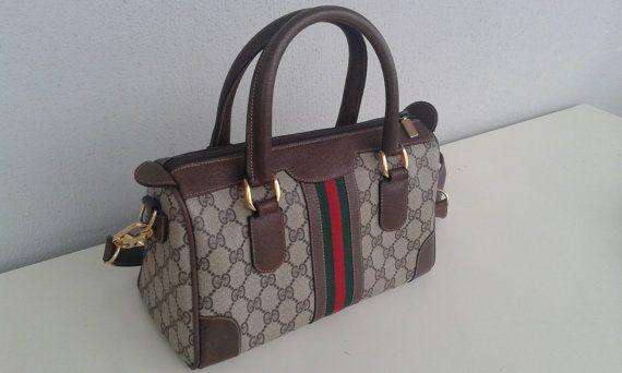 13e36c9f5ea Coming soon Gucci vintage purse boston bag by ALILALIA on Etsy ...