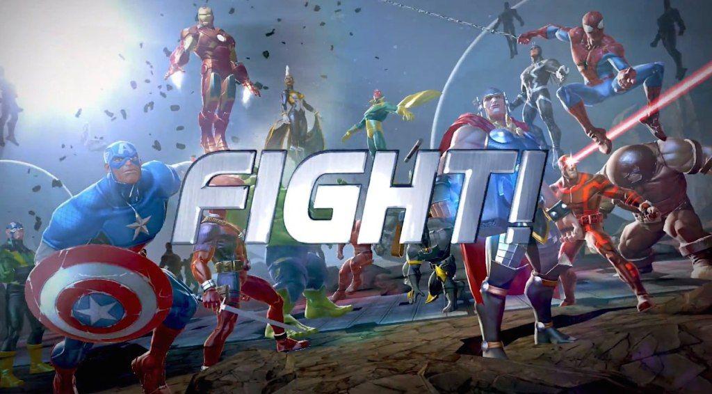 Marvel Anuncia Un Nuevo Juego De Lucha Para Ios Contest Of