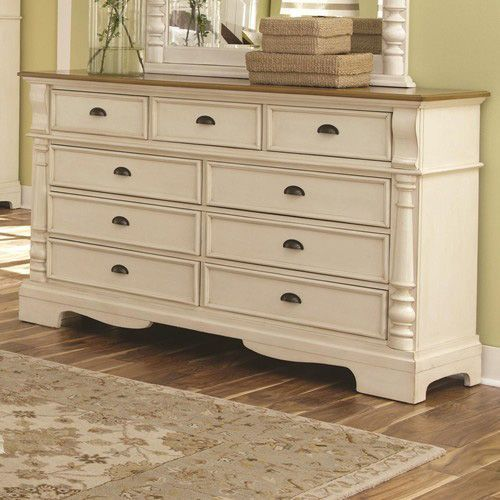Best Fingerhut Oleta Dresser With 9 Drawers And Bracket Feet 640 x 480