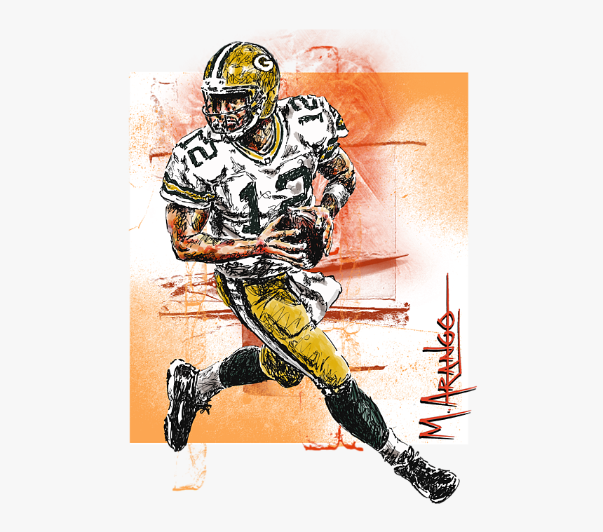 Transparent Aaron Rodgers Png Drawing Of A Aaron Rodgers Nfl Png Download Is Free Transparent Png Image Downlo In 2020 Oakland Raiders Sports Memes New York Giants