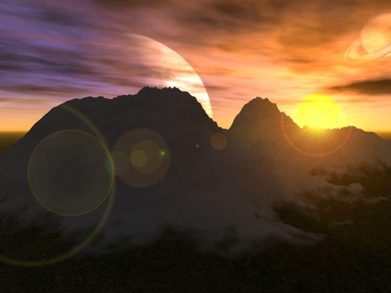 صور شروق الشمس احلي صور وخلفيات للشروق ميكساتك Celestial Sunset Outdoor