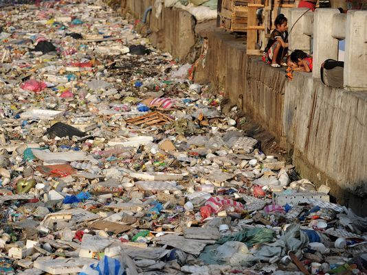 By 2050 Our Oceans Will Hold More Plastic Than Fish Ocean