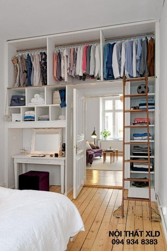 20 Pretty Closet Systems, According To Architects [Full Image] | Closet  Ideass | Pinterest | Closet Designs And Organizing