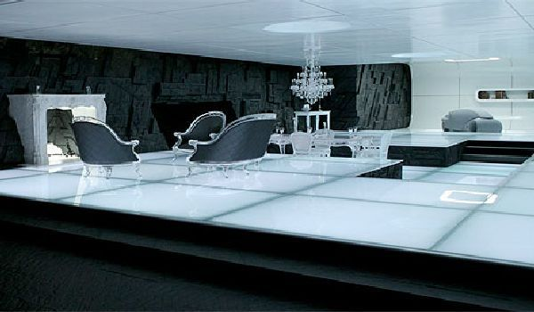 Room · Futuristic Interior ...