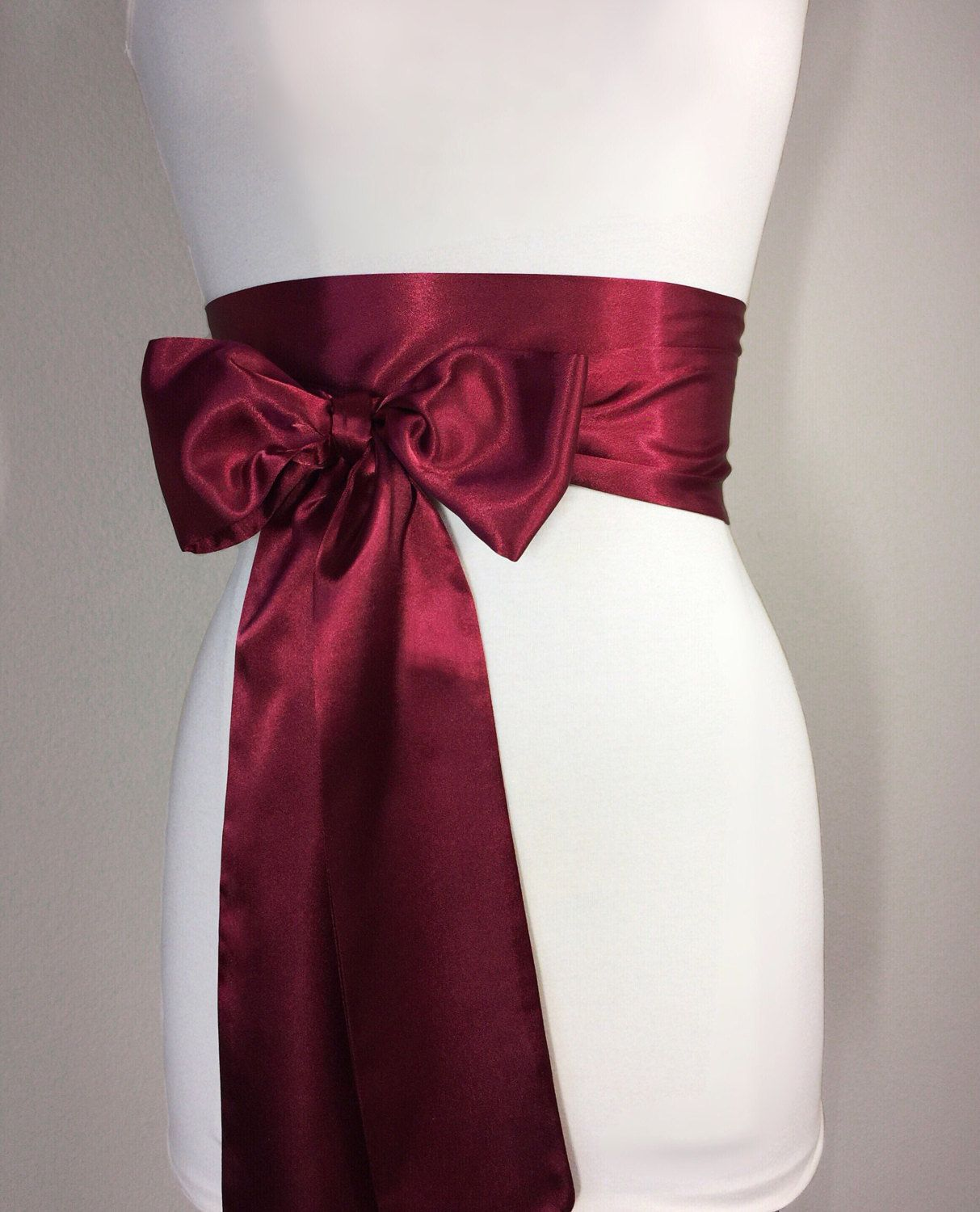 Burgundy Sash Burgundy Satin Sash Maroon Sash Holiday Sash Wine Sash Belt Wrap Belt Obi Belt Wedding Sash Bridal Sash Satin Swank In 2020 Wedding Dress Belt Bridesmaid Sash Belt Bridal Sash
