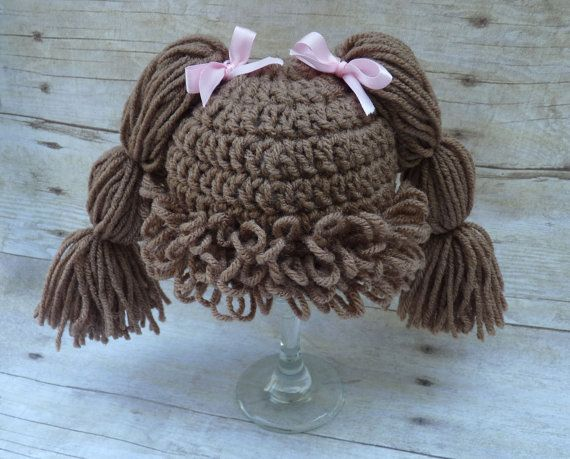 Cabbage Patch Hat Pattern Improved Cabbage Patch Hat Cabbage