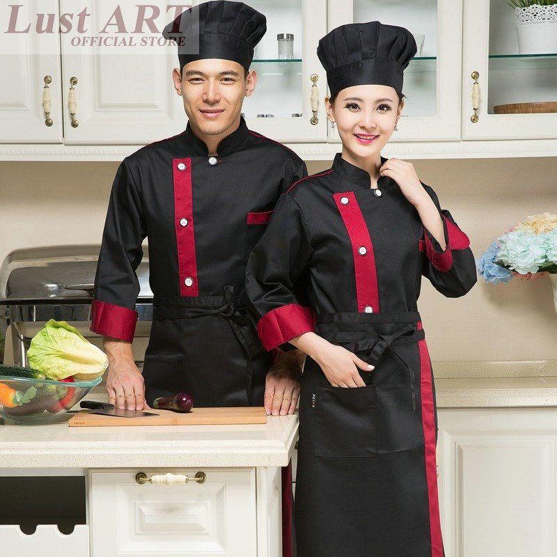 Uniforme chef buscar con google avental pano de prato - Uniformes de cocina ...