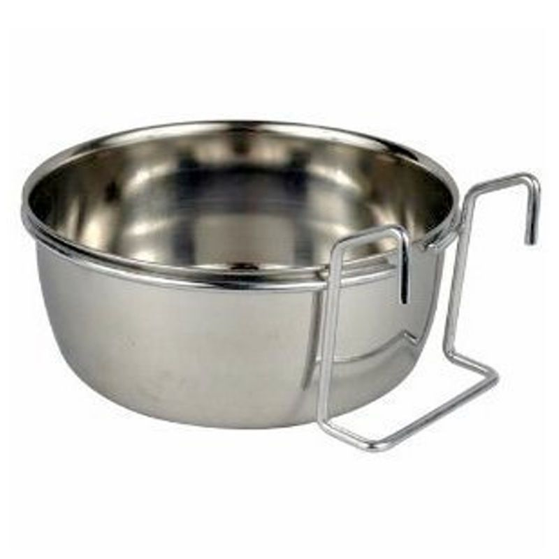 buy standing pet feeder dog cat dishes supplies accessories stainless steel bowls at online store