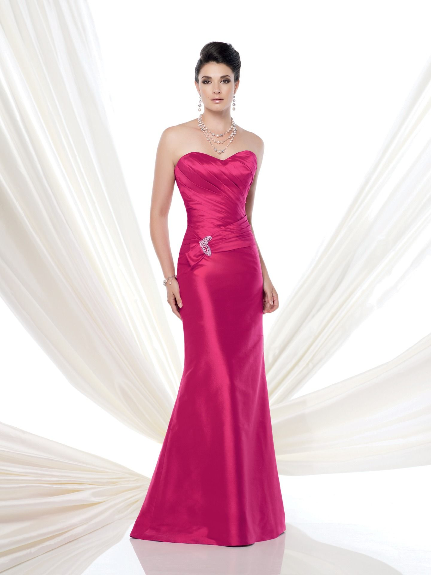 Dress by Ivonne D Style 115D82. Available at WhatchamaCallit ...