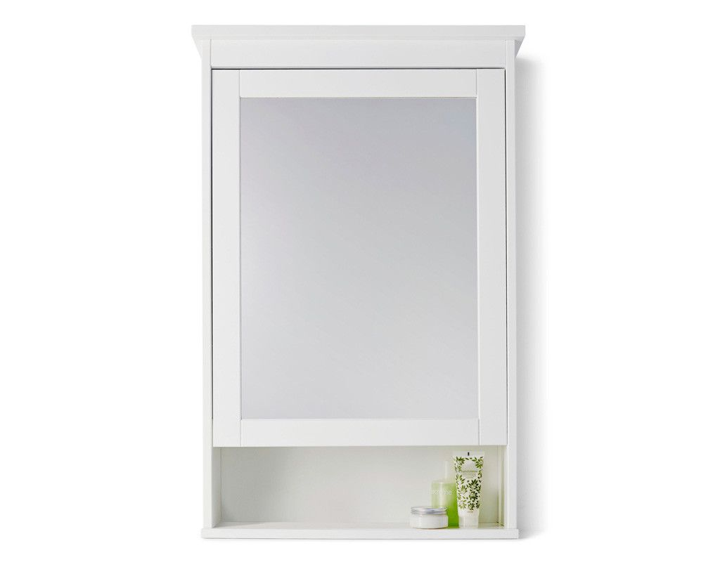 50+ White Bathroom Mirror Cabinet - Lowes Paint Colors Interior ...