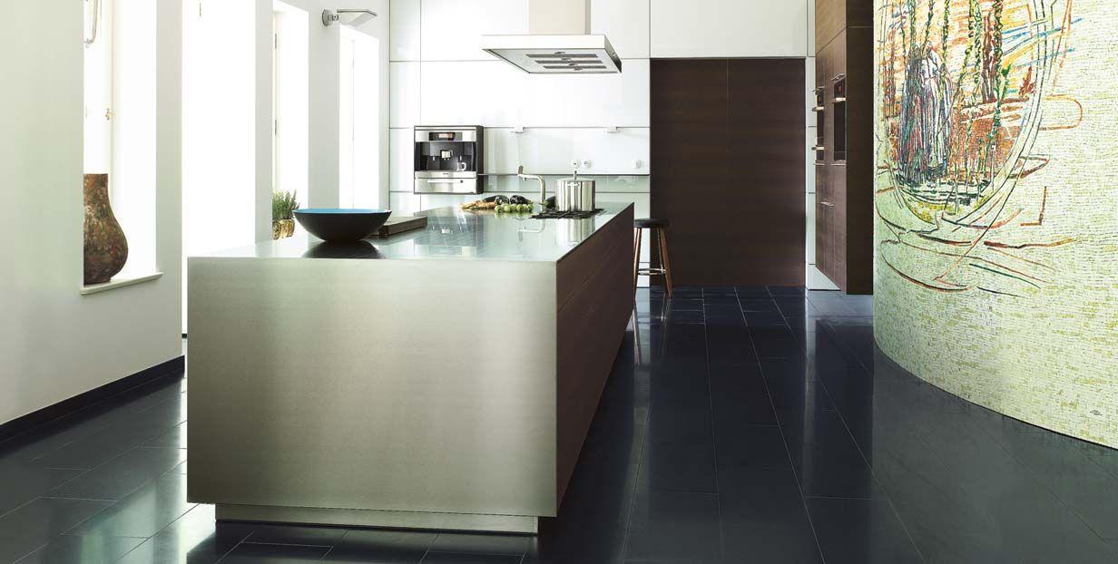 bulthaup b3 - monoblock rvs | keuken | pinterest | minimal kitchen