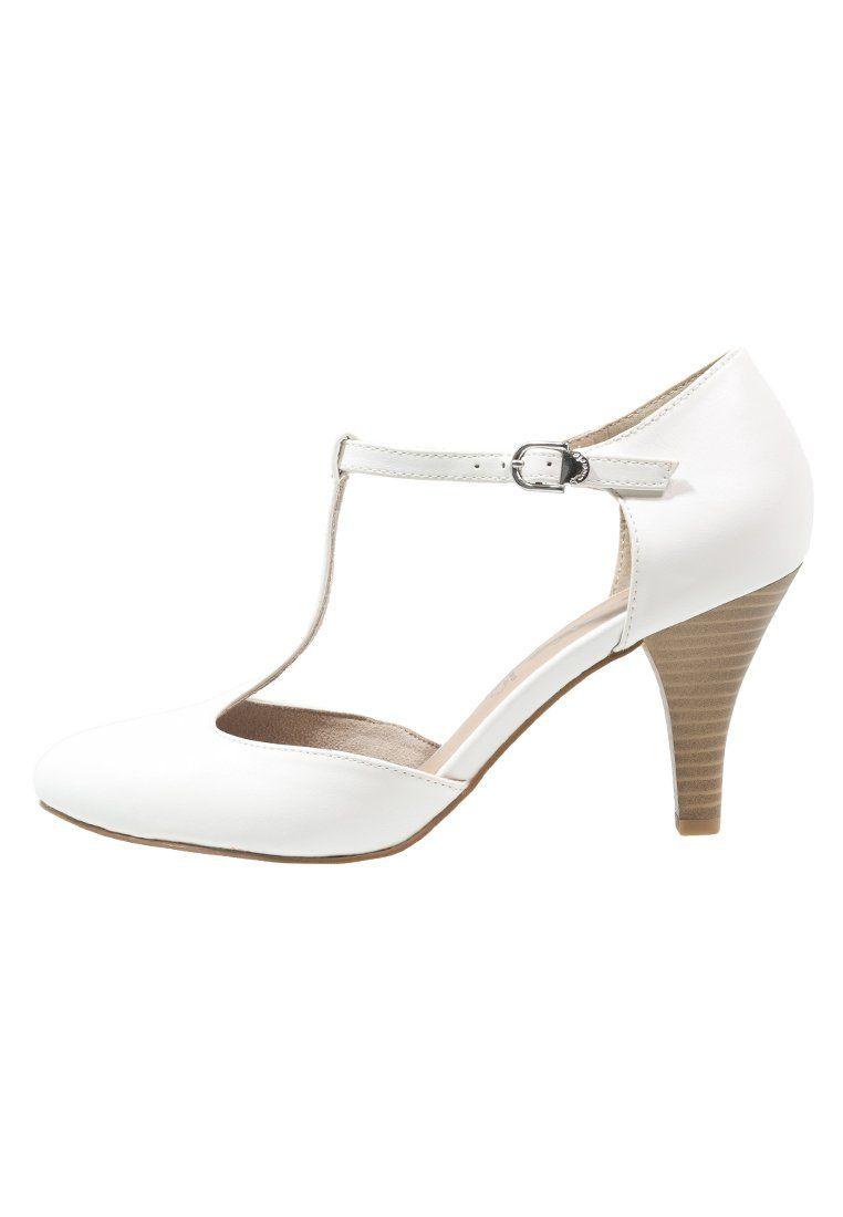 Tamaris Brautschuh white | Absatz, Schuhe