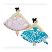 Ballerina Cookie Cutters