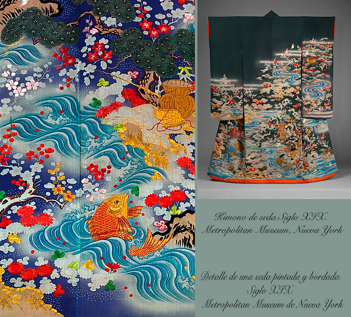 Japonismo de mediados del siglo XIX. Su influencia en la moda europea