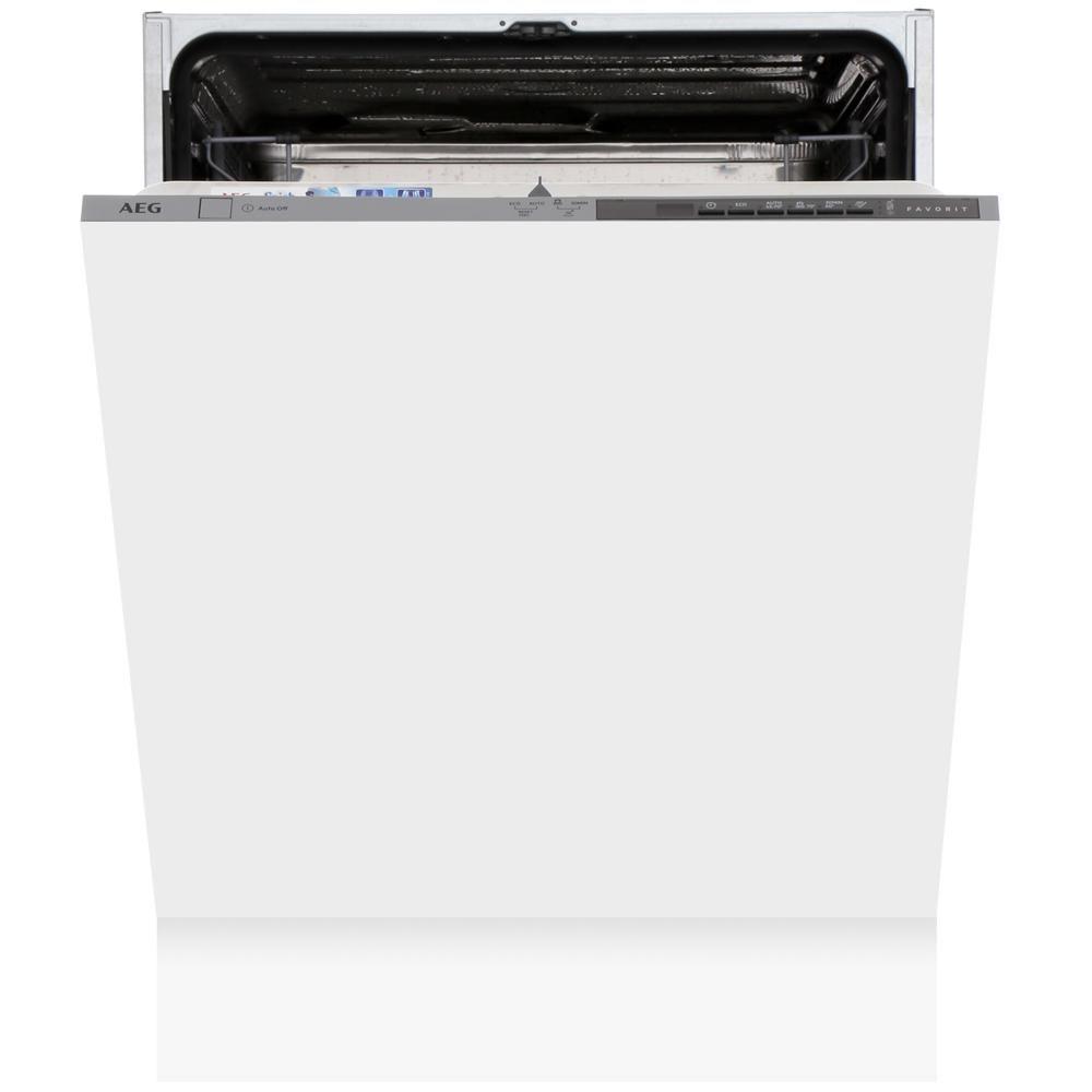 Buy Aeg Fsb41600z Built In Fully Integrated Dishwasher Grey