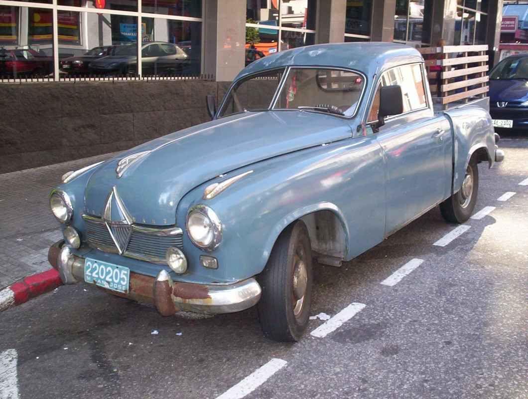 borgward pickup - Google Search | Bakkie......like in pick-up ...
