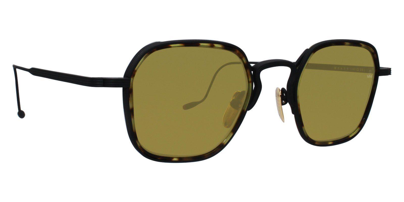 f8987335517 Jacques Marie Mage - Wyatt Gold - Yellow-sunglasses-Designer Eyes ...