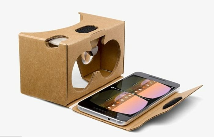 1001 + Ideen zum Thema VR Brille selber bauen | Vr viewer ...