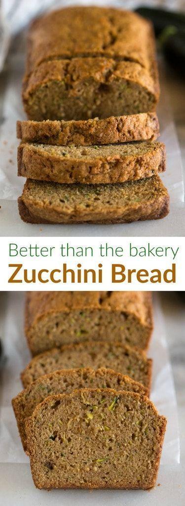 Mom's Zucchini Bread | Recipe | Zucchini bread recipes ...