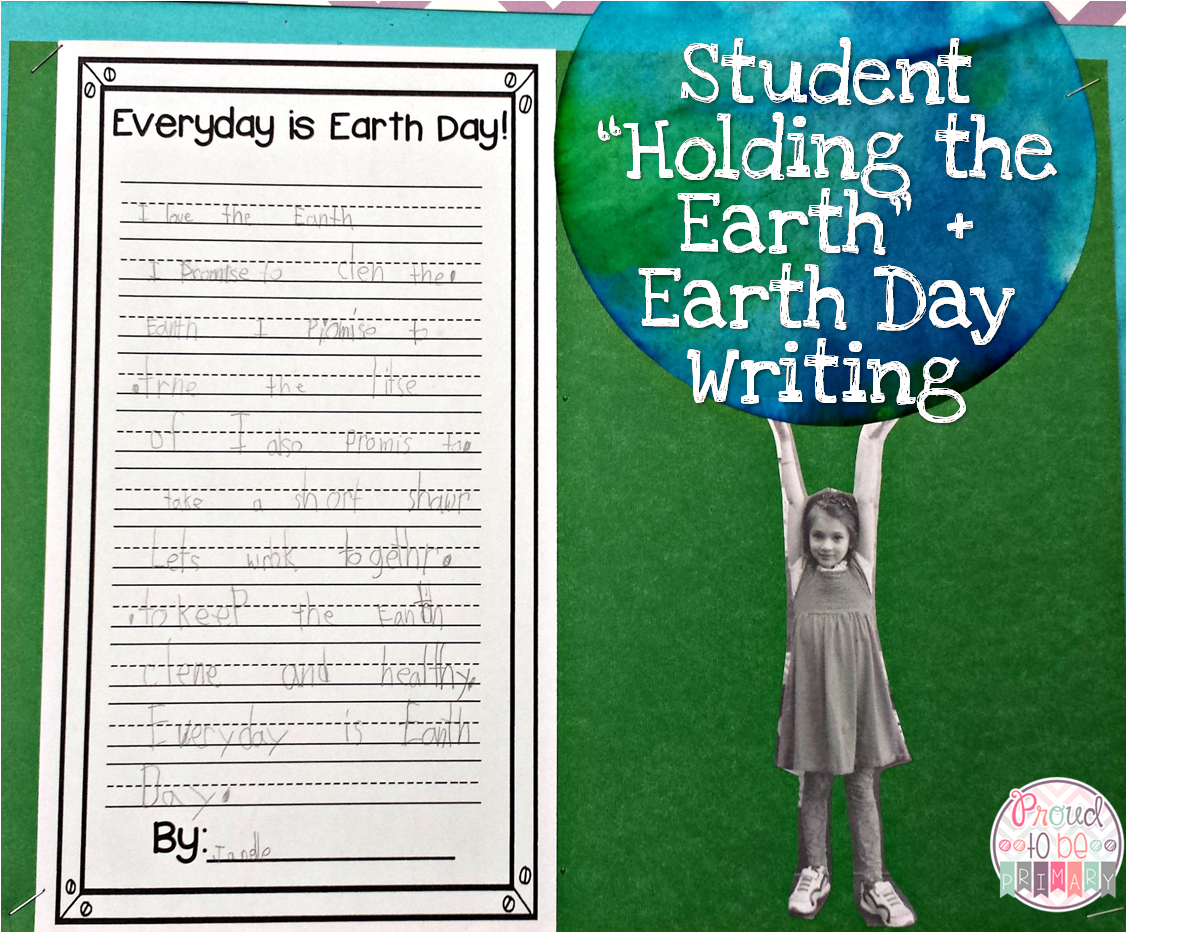 Earth Day Ideas Earth Day Is Every Day Classroom Activities