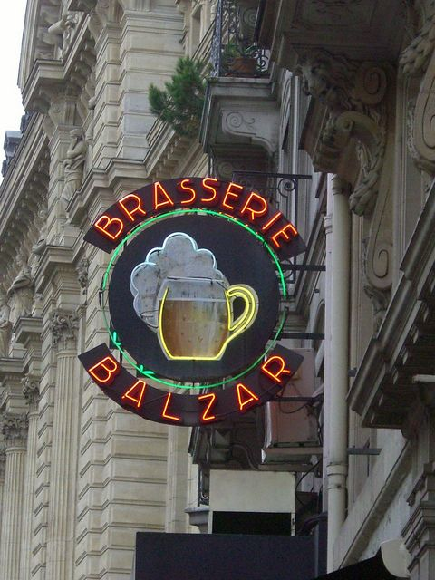Brasserie Balzar, 49 rue des Ecoles, Paris