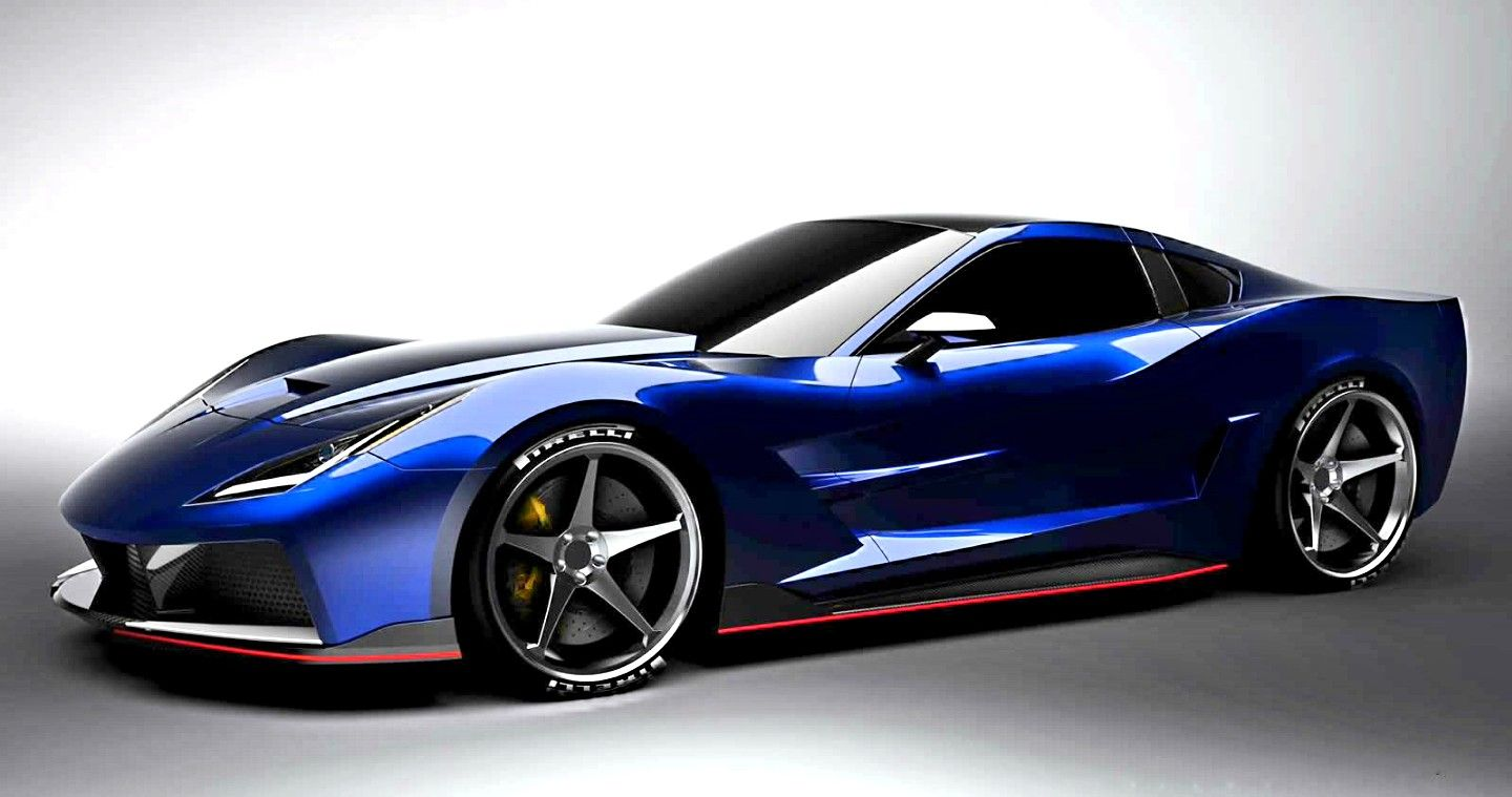 2018 Corvette Stingray Concept Chevrolet Corvette Chevrolet