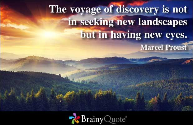 Motivational Discovery Quotes By Marcel Proust: Inspirational Quotes